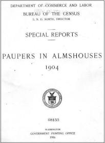 Alms Houses Report