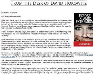 Horowitz email 2