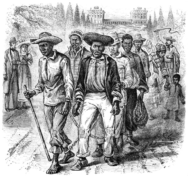 an argument that african americans are still enslaved in america Seven lies, half-truths, and irrelevancies people trot conflate their status with african slaves of african-american history that slavery.