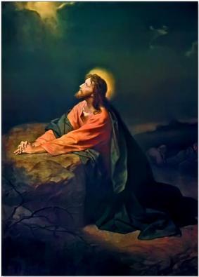 heinrich hofmann jesus