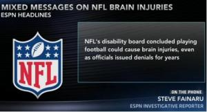 nfl brain injuries