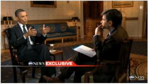 obama and stephanopoulos