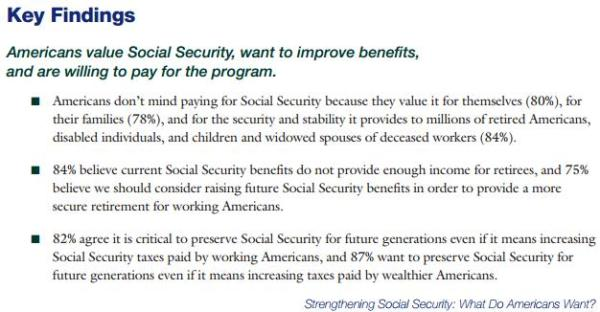 social security survey