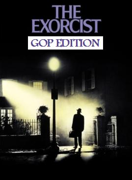 exorcist gop