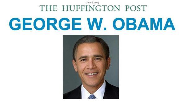 george w. obama