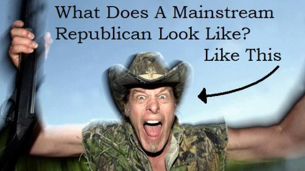 nugent mainstream republican