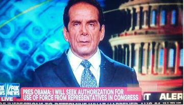 krauthammer on syria
