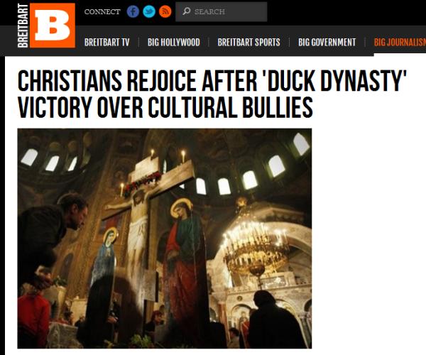 christians rejoice