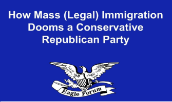 eagle forum immigration report