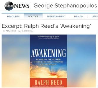 ralph reed book