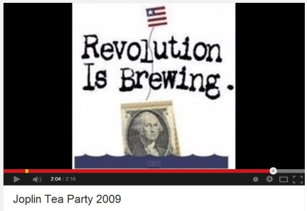joplin tea party 2009