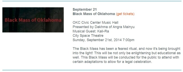 black mass of oklahoma