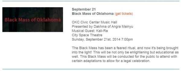 black mass of oklahoma