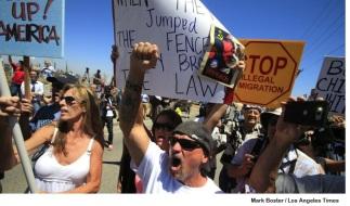 murrieta protesters