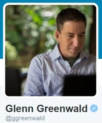greenwald on twitter