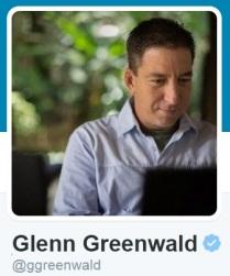 greenwald on twitter