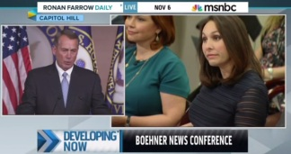 boehner news conference nov 2014
