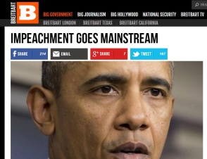 breitbart on impeachment