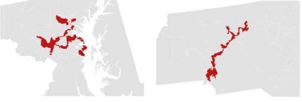 gerrmandered districts