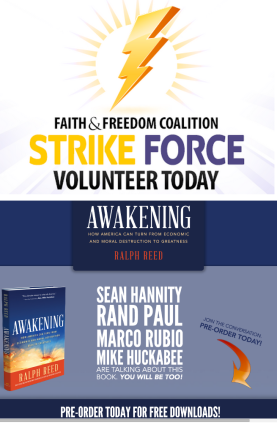 ralph reed and faith and freedom coalition