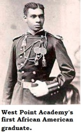 west point first black graduate