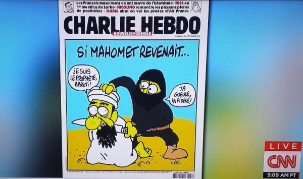 charlie hebdo and cnn