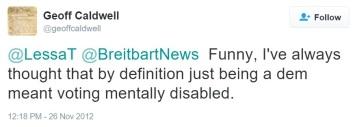 caldwell and democrats disabled