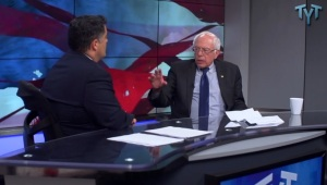 sanders on young turks