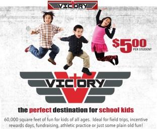 victory field trip