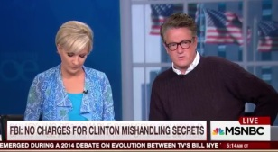 morning joe and hillary email