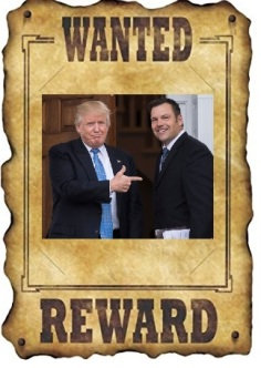kobach wanted poster
